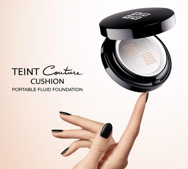 New ReleaseGivenchy launched new Teint Couture Cushion