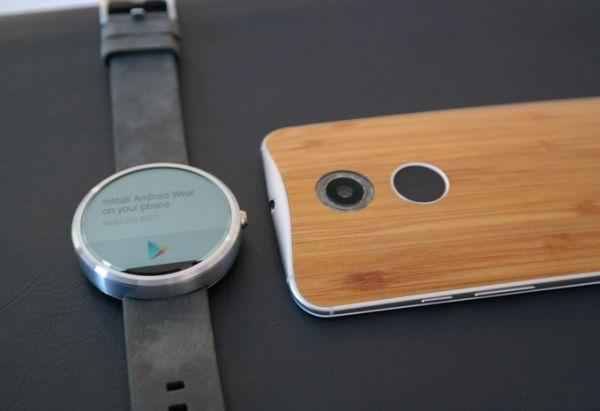 Free Moto 360 (1st Gen.)Moto X Pure Edition 64GB Unlocked Smartphone for $499.99