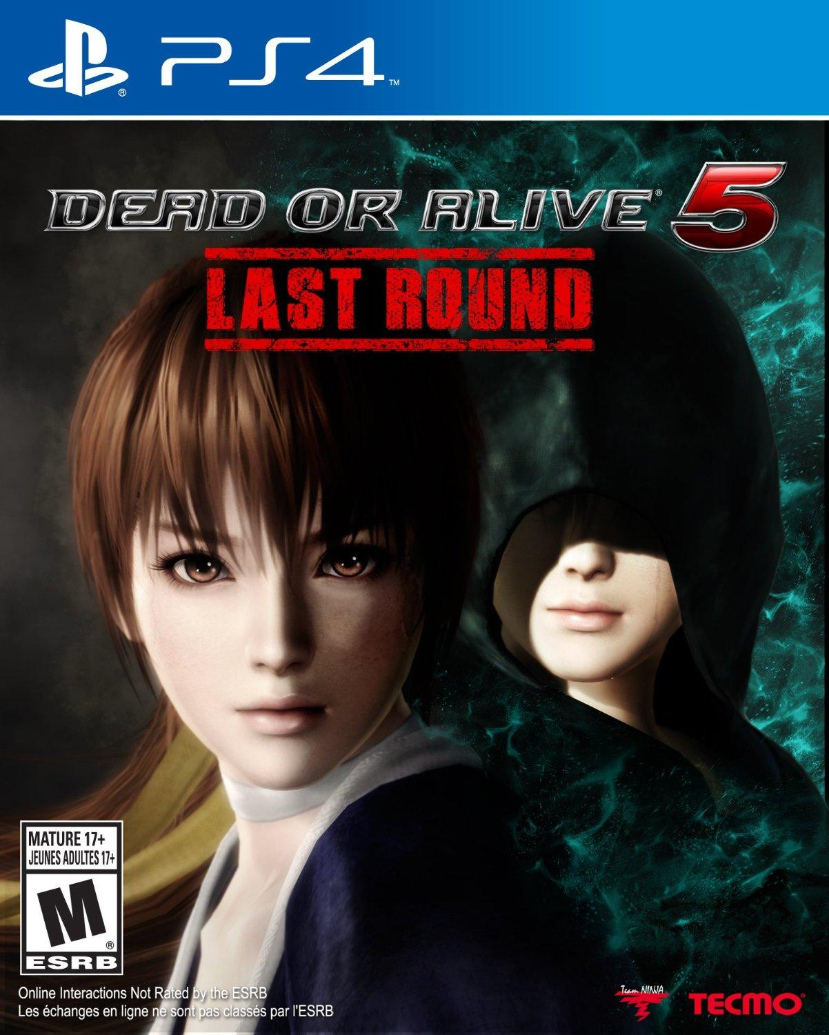 $19.99! DEAD OR ALIVE 5 Last Round - PlayStation 4