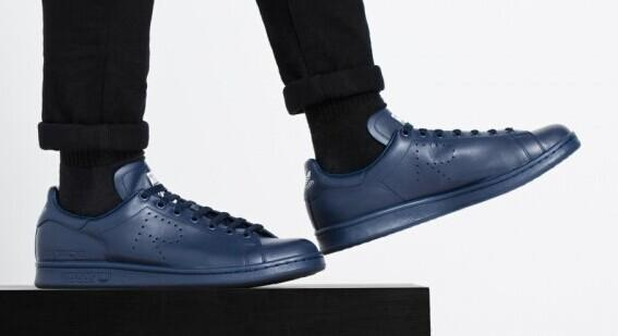 STAN SMITH SNEAKER ADIDAS BY RAF SIMONS @ Revolve Clothing