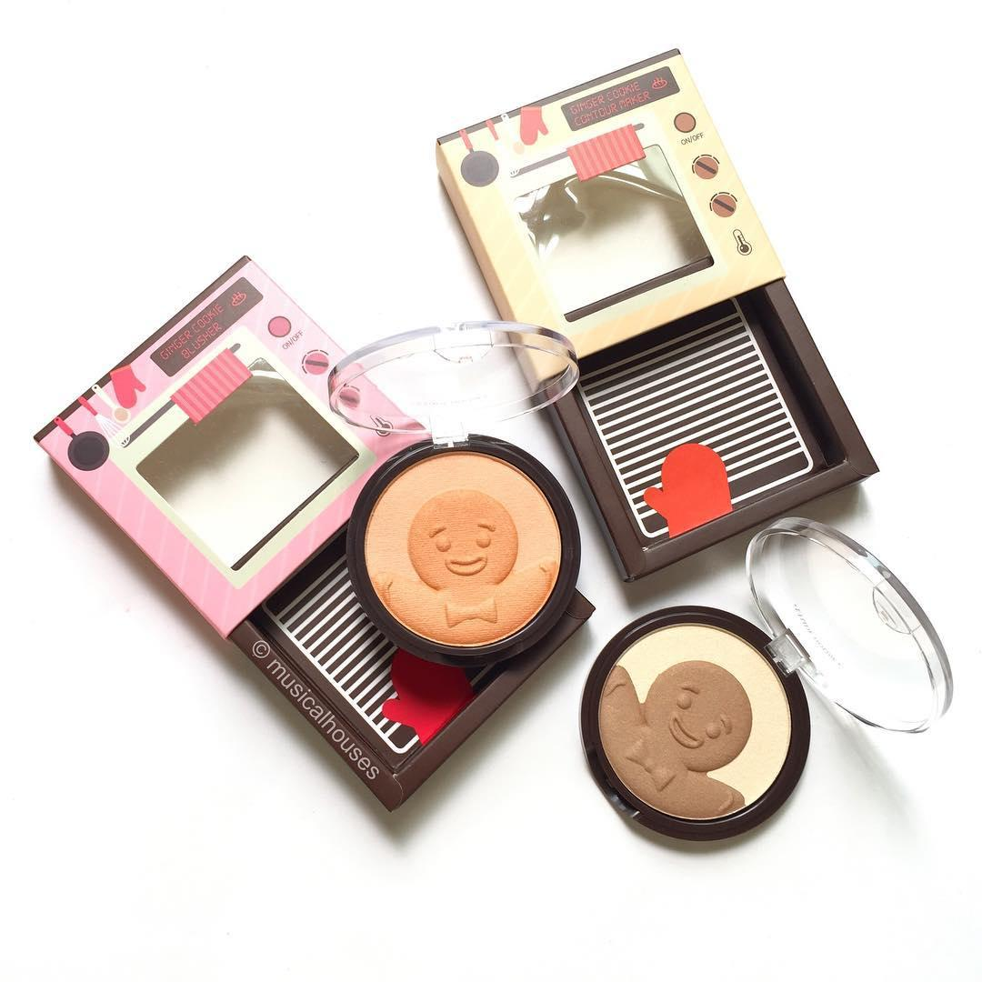 $17Ginger Cookie Blusher @ MEMEBOX