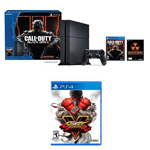 Playstation 4 500gb Console Call Of Duty Black Ops Iii Bundle