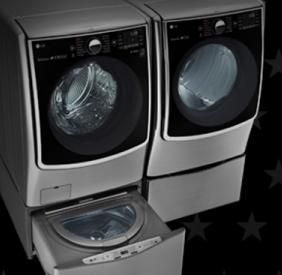 Up to $250 OffLG Twin Wash + Sidekick @ AjMadison