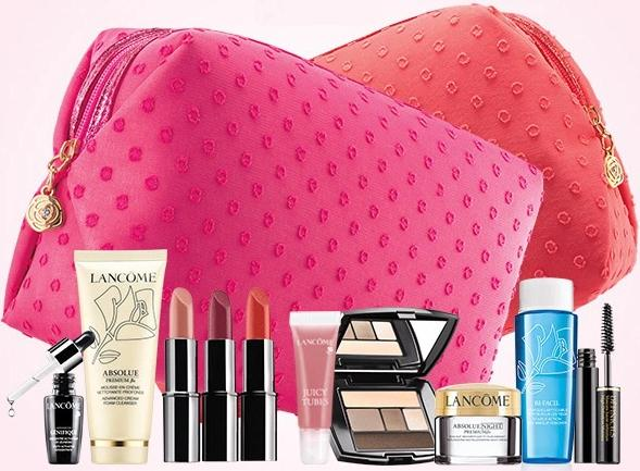 Free 7-piece Gift Setwith any $39.50 Lancome Purchase @ Von Maur