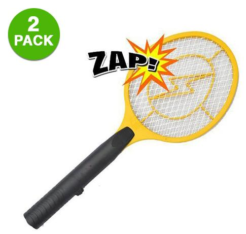 2 x Handheld Bug Zapper