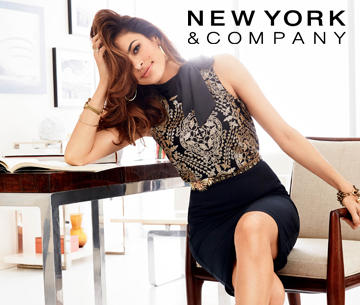 Up to 75% OffSitewide + Free Shipping @ New York & Company