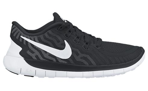 $55Nike Men's Free 5.0 Running Shoe, Multiple Colors