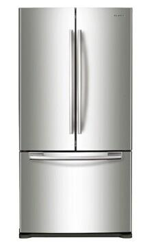 $995Samsung RF18HFENBSR French Door Refrigerator (Stainless Steel)