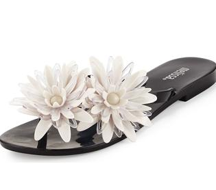 67b09fabed7f1 Melissa Shoes Harmonic Garden III Thong Sandal - Dealmoon