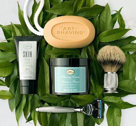 Free Gym Bagwith $50+ Purchase @TheArtofShaving.com, Dealmoon Exclusive