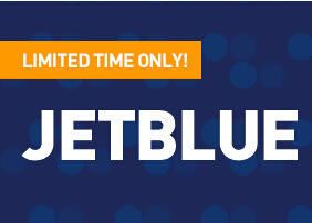 From $10 to $60Limited Flight Flash Sale @ JetBlue