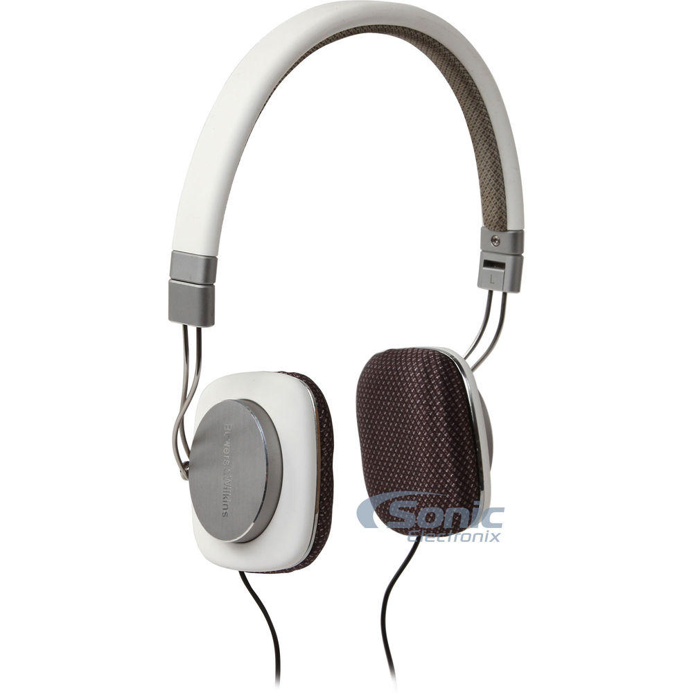 Bowers & Wilkins P3 Recertified Mobile Headphones