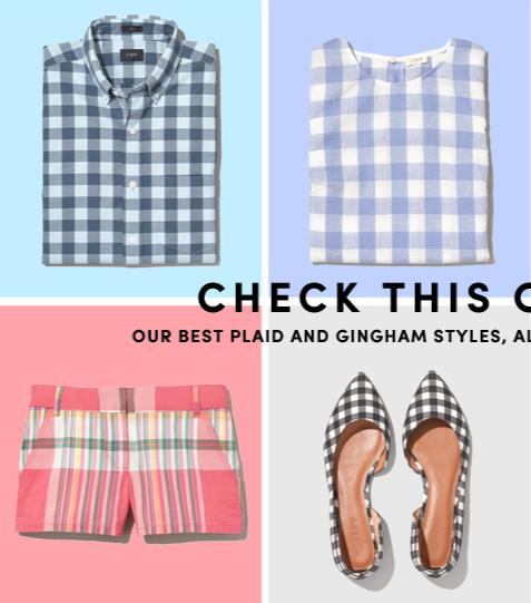 Up to 50% Off Everything @J.Crew Factory