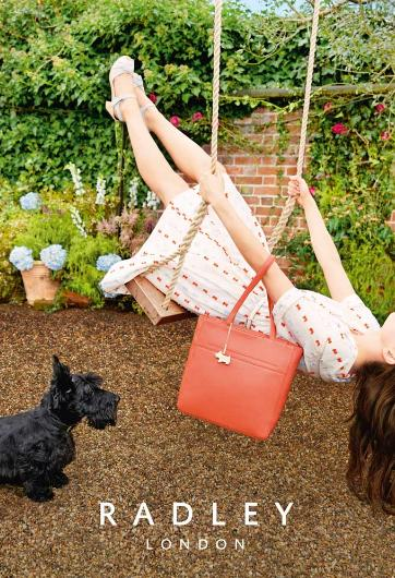 Up to 50% OffEnd of Season Sale @ RADLEY LONDON