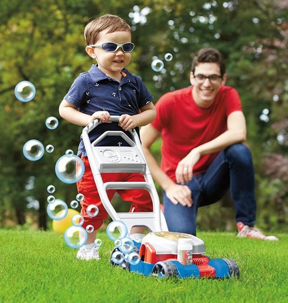 $12 Fisher-Price Bubble Mower