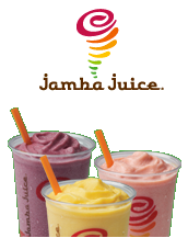 picture relating to Jamba Juice Printable Coupon called Fruit Veggie Smoothies and All Fruit Smoothies for $2