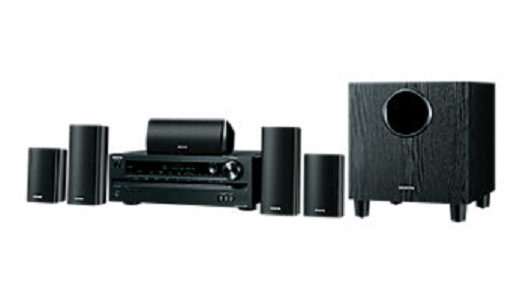 Onkyo HT-S3400 5.1-channel 660W home theater system