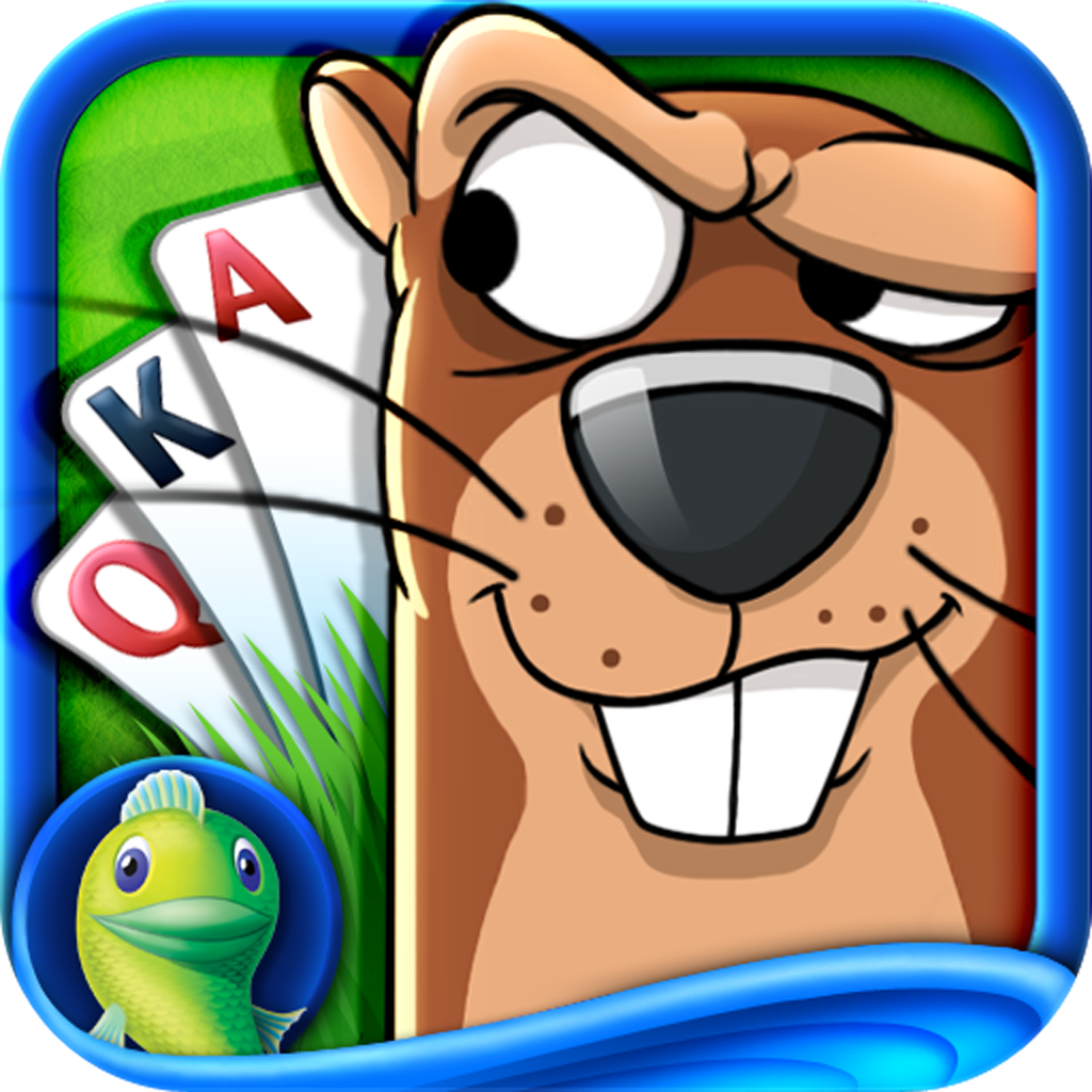 Free DownloadBig Fish Games: 完整版高尔夫纸牌游戏免费下载Fairway Solitaire(iPad & iPhone适用)