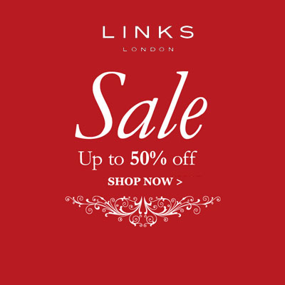 Several Items on Sale@ Links of London