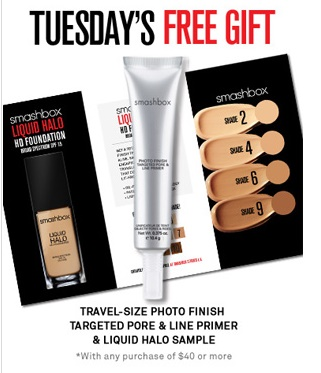Free Deluxe Sample Duo With 40 Order At Smashbox Dealmoon