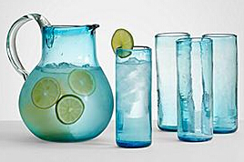 Extra 20% OffRossana Recycled Pitcher + Glassware @ RedEnvelope, Dealmoon Singles Day Exclusive