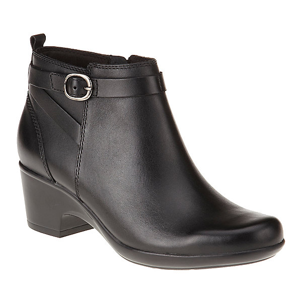 $63Clarks Malia Hawthorne Ankle Boots, A Dealmoon Exclusive