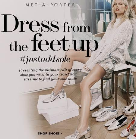 From $262016 Spring Shoe Collection LAUNCHED @ Net-A-Porter