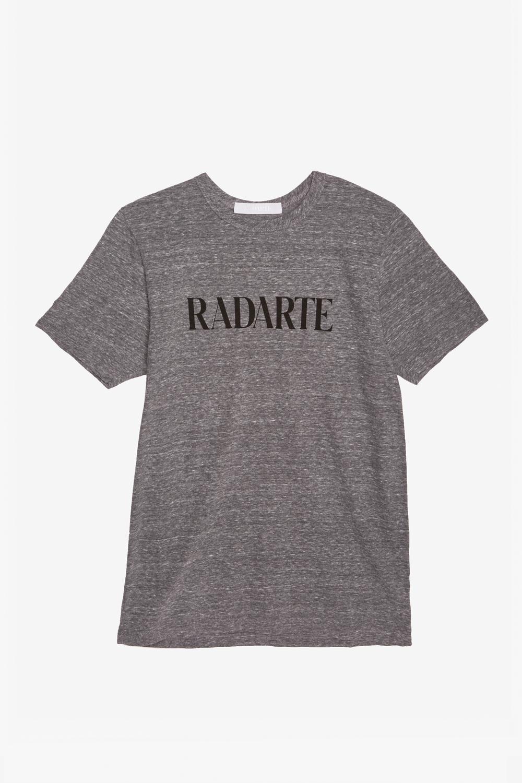 Grey Radarte T-Shirt — Rodarte