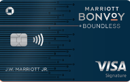 Marriott Bonvoy Boundless? Credit Card