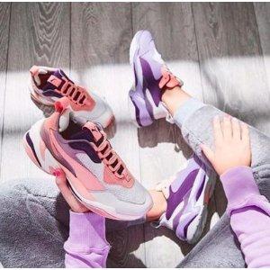 最后一天!Puma Thunder Spectra 复古老爹鞋 原价135欧 现价52欧。火遍全网的老爹鞋!