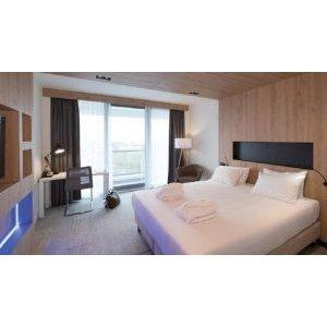 荷兰海牙五星级酒店Crowne Plaza Den Haag皇冠假日酒店两晚住宿+早餐+一晚三道菜正餐+免费停车 低至159欧每人啦!