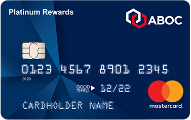 ABOC Platinum Rewards Card