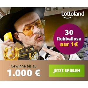 最高奖金1000欧元30次GLÜCKSBRINGER幸运刮刮乐 折后只要1欧