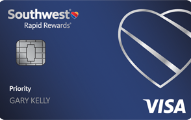 Southwest Rapid Rewards? Priority Credit Card
