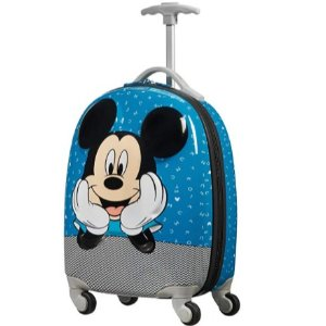 SAMSONITE Disney Ultimate 2.0 1.7 KG儿童行李箱,49厘米,20.5公升,米奇字母 原价89欧 折后66.31欧