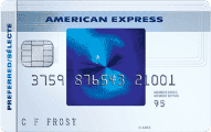 SimplyCash™ Preferred Card from American Express