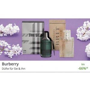 BURBERRY巴宝莉香水低至3.4折闪购!