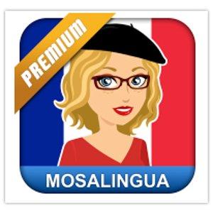 免费学习法语 APP MosaLingua(Android和iOS)