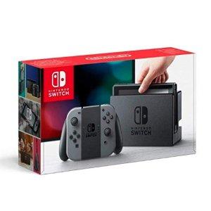 saturn全场退19%增值税活动今天结束!史低!任天堂Nintendo Switch游戏主机  史低268.06欧