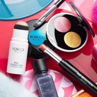 KIKO最新系列Pop Revolution来啦!这波复古风也太好看了吧!现在满30欧减5欧,买三件送化妆袋~快来收全新细管口红,奶油质地和秋冬最配了~