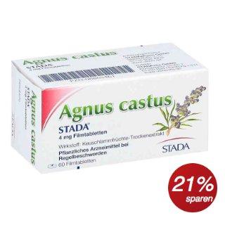 Agnus Castus圣洁莓排卵助孕片2个月装 原价8.69欧,折后3.49欧+新用户减5欧!