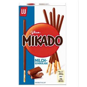 德国小吃货注意啦!Glico巧克力棒原价1.29欧,折后0.88欧