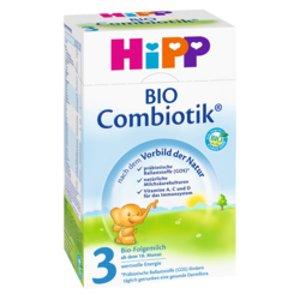 Hipp combiotik喜宝益生菌,2段、3段才78折,速收!历史最低