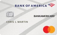 BankAmericard? credit card