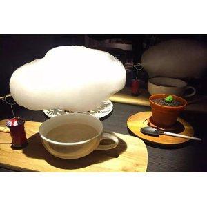 """只要34.99€可爱又好玩!GourmetMaxx 家用款棉花糖机 康熙来了里的""""云朵咖啡""""也能做哦!"""
