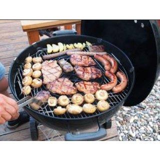 天气越来越棒啦,烧烤架赶紧准备起来~Kugelgeill圆形烤架原价49.99欧元,现只要19.99欧!