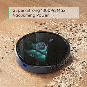 史低价折后只要159欧免邮 原价239欧eufy RoboVac 11S 机器人真空清扫机器人 超薄系列 折上再减40欧