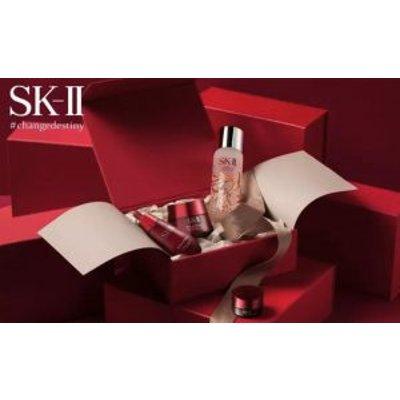SK-II全线低至8.5折+折上8.2折!全球免邮,包括中国!快收明星神仙水,小灯泡等!!神仙水230ml,原价225镑,折上折后164镑