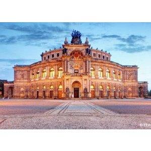 德累斯顿申培尔歌剧院门票+四星或五星自选酒店一晚住宿+早餐低至每人119欧起啦!快来世界最著名的歌剧首演圣地,德国的音乐中心来一场艺术文化欣赏之旅吧~
