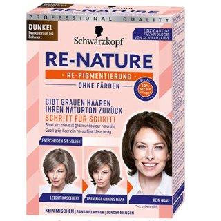 德国Schwarzkopf施华蔻女士Re-Nature天然染发剂 仅售6.65欧